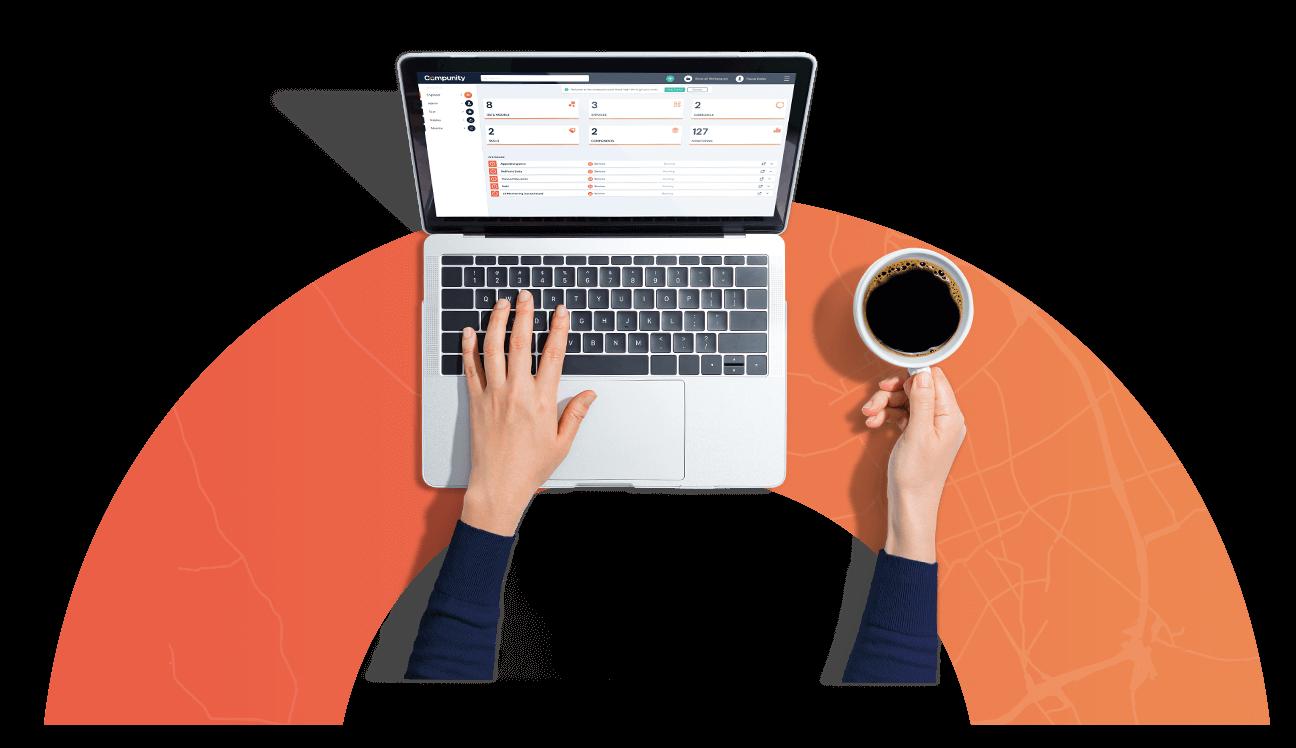 Wir bauen digitale Brücken für Ihr Unternehmen.